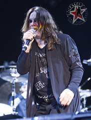 Ozzy Osbourne - New Orleans Voodoo Music Experience - Oct 30th 2010