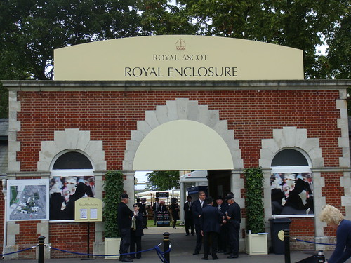 Entrada privada al Royal Enclosure