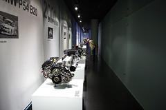 Rennmotoren - BMW Museum