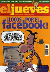 Facebook en El Jueves