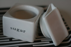 Milk Carton Cream & Sugar
