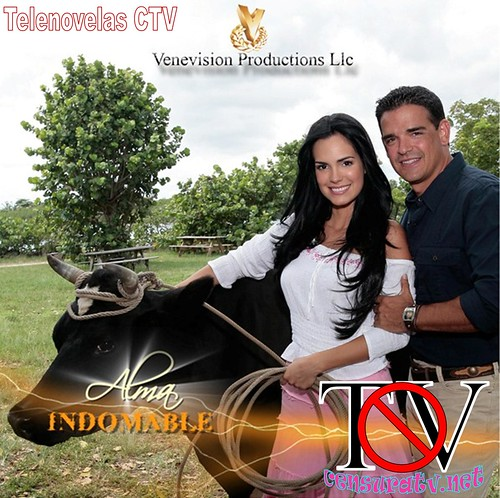 Poster de Alma Indomable de Venevisión Int'l , originalmente cargada ...