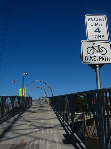 Atwater Village Bike Bridge