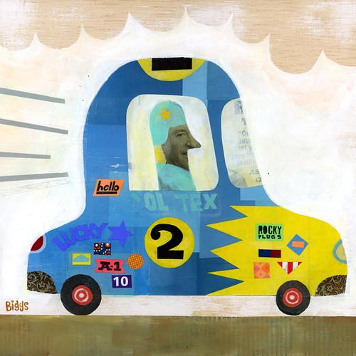 race car #2