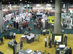 IPE 2009 Expo floor
