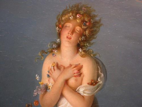 flore caressee par zephyr (detail)