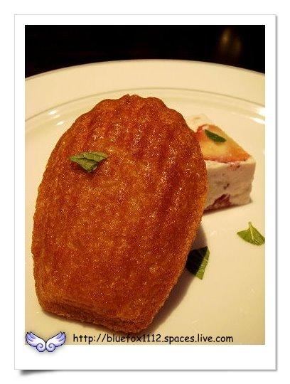090122阿正廚坊12_法式甜點之最-瑪德蕾妮