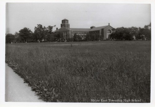 Maine East High School 40's