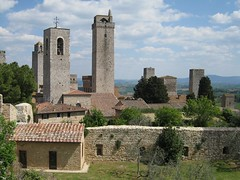Who can built the highest tower (fredje77) Tags: travel italy tower tuscany sangimignano lptowers