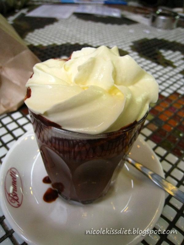 italian hot cocoa