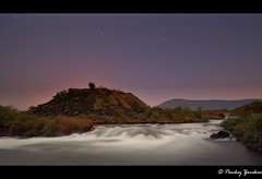 Count those stars (Pankaj  Unlimited (pankajz.com)) Tags: longexposure stars dam spillway canonefs1022mm naturesfinest devghar pankajunlimited worthshowingstuff