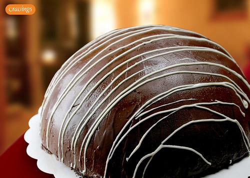 Hersheys Dome Cake