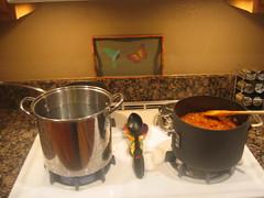 Salsa & Canning Pot