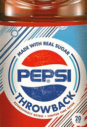 Pepsi Switches Back to Sugar from High Fructose Corn Syrup