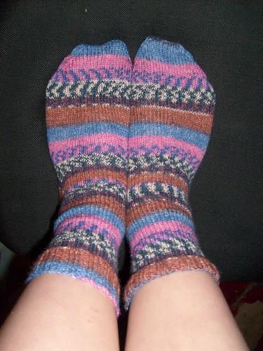 Opal rainforest socks
