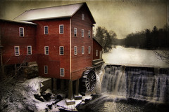 The Mill (karenmeyere) Tags: winter sea fab snow water minnesota rural boats forsale country barns lakes bridges textures waterfalls farms impressed fountains oldmill soe beautiy ruralscapes bysea georgeelliot imagekind frhwofavs citrit marybethevans betterthangood themillonthefloss karenmeyere karenhunnicutt karenmeyer magicartof favoriteauthorbookofalltime karenhunnicuttphotographycom orifbysea