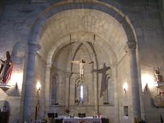 Iglesia de San Pedro Fiz de Hospital do Incio (FreeCat) Tags: hospital arquitectura san arte iglesia pedro galicia lugo romanico fiz romanica incio