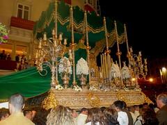 P31800181 Trono de la Virgen de Nueva Esperanza (ASpepeguti) Tags: espaa andaluca spain andalucia andalusia mlaga alandalus olympusstylus1000 semanasanta2008 martessanto2008 aspepeguti
