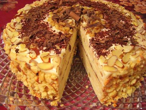 Творожно сметанный торт lana moskalyuk com