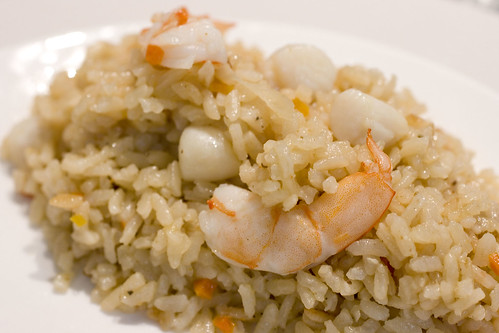 Fast Seafood Rice 1