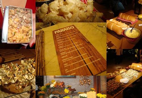 Festa Paraíso: comidinhas de fazenda por você.