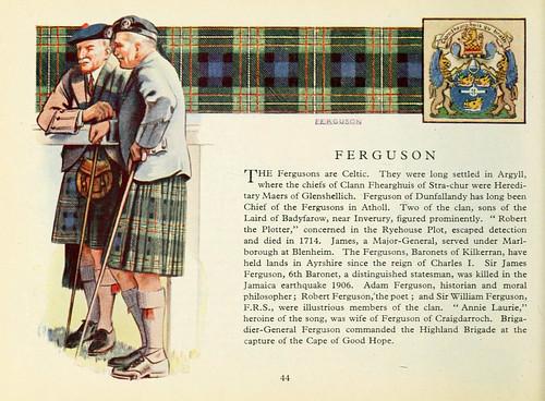 009- Clan Ferguson