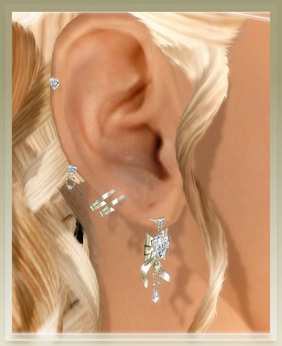 Ear Piercings by Mezzo