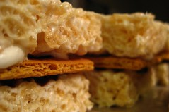 Rice Krispies? Meet S'mores. S'mores, Rice Kri...