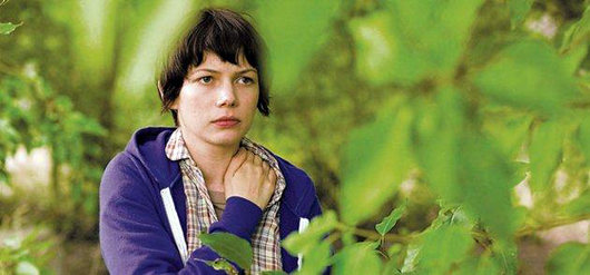 Michelle Williams en 'Wendy and Lucy', de Kelly Reichardt