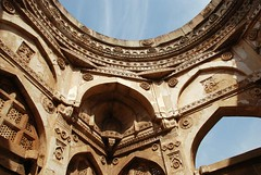 A Different Corner!! (Shweta Wadhwa) Tags: travel india heritage history monument motif architecture ruins culture mosque carving unesco worldheritagesite explore majestic archeology legacy masjid jami gujarat splendor jamimasjid panchmahal champaner d80 ppdec09
