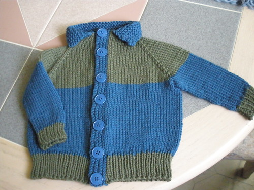 Sweater for Liz Mc's grandson