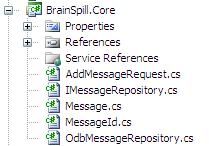 BrainSpill.Core