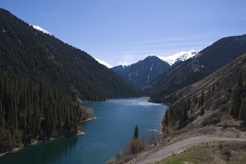 Trip to Kulsay lake, Kazakhstan