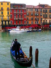 Gondola Leaving