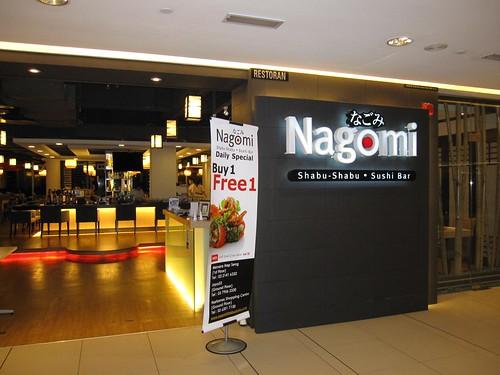 Nagomi Shabu Shabu
