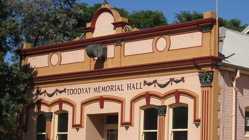 The Toodyay Memorial Hall