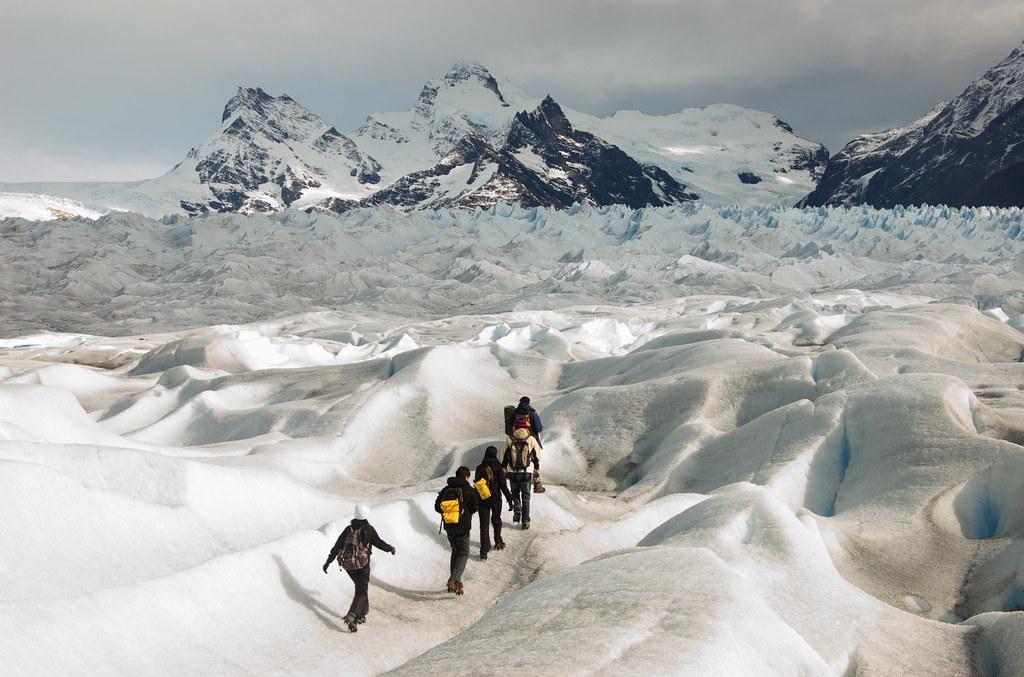 glacier hiking - 5