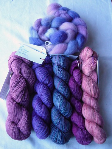 Yarn Yard Stash