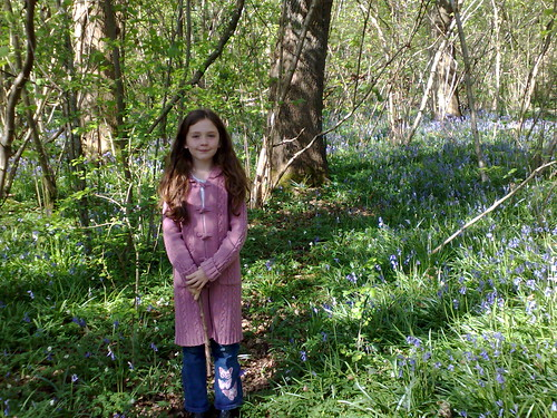 DD and Bluebells