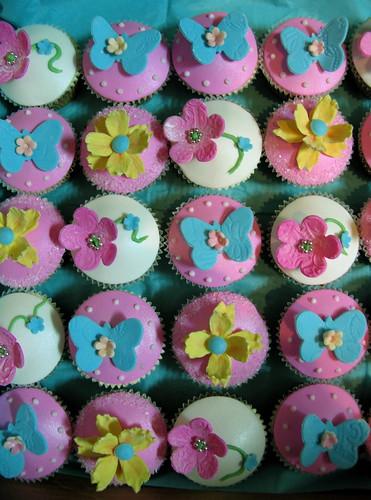 Chiara's cupcakes