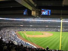 040 (verndogs) Tags: new york nyc ny tampa bay baseball stadium bronx rays yankee yankees mlb