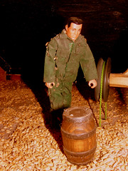 Action Man (Jo Jakeman) Tags: uk beer doll small barrel lincolnshire brewery actionman skegness batemans batemansbrewery