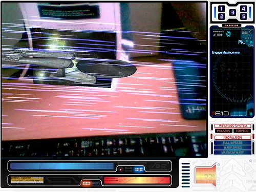 Star Trek Augmented Reality