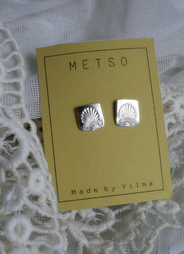 METSO earrings