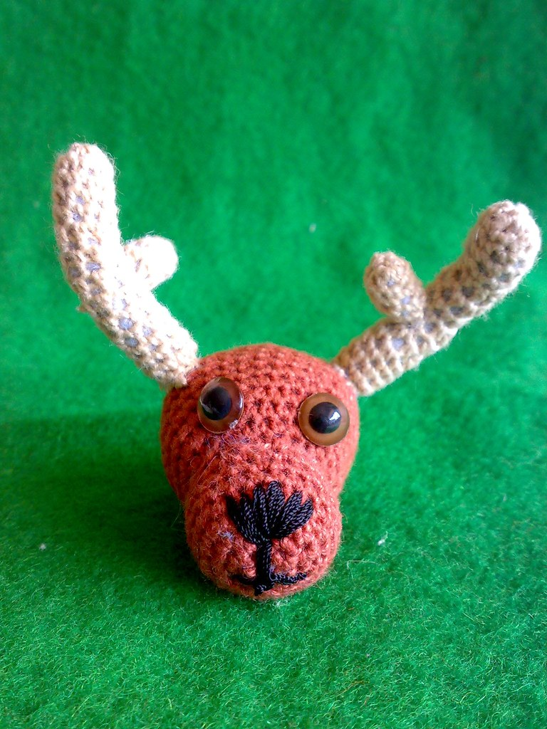 Baby Reindeer Named Innocence