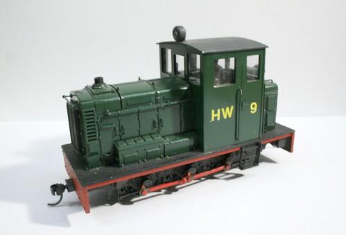 HWLR No. 9