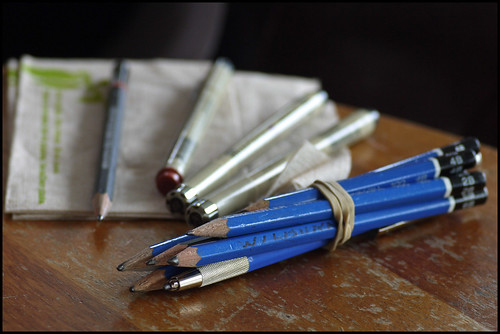 Art Pencils (by StarbuckGuy)