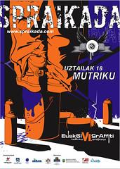 SPRAIKADA '09 KARTELA