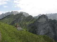 Casa dei Pisani (Emanuele Lotti) Tags: trekking italia toscana montagna pisani canale apuane marmo picco cavatori sagro navola regolocasa