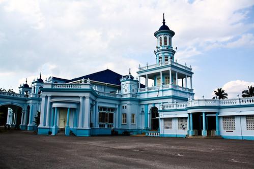 Masjid Sultan Ibrahim, Muar, Johor